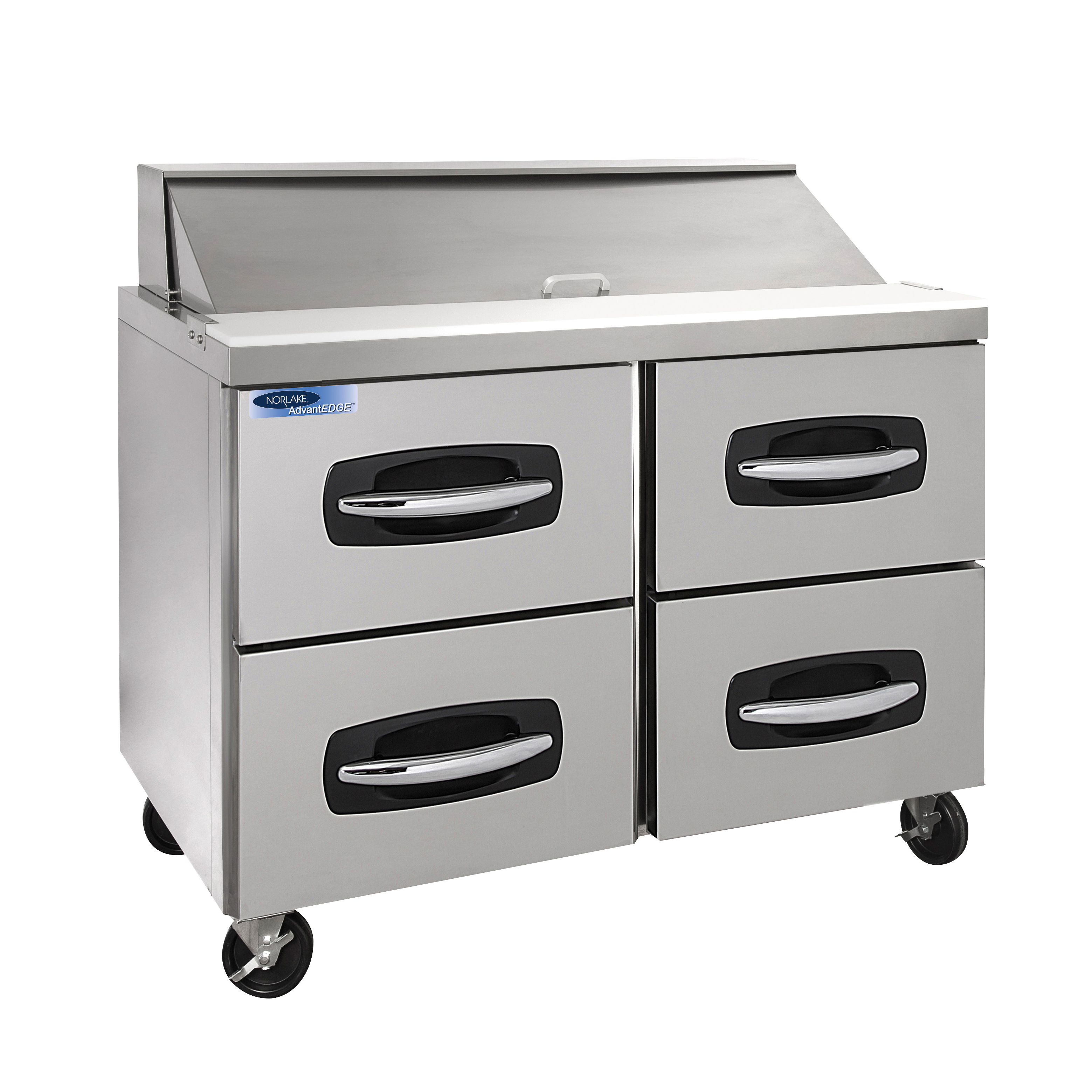 Nor-Lake NLSP48-12A-001B refrigerated counter, sandwich / salad unit