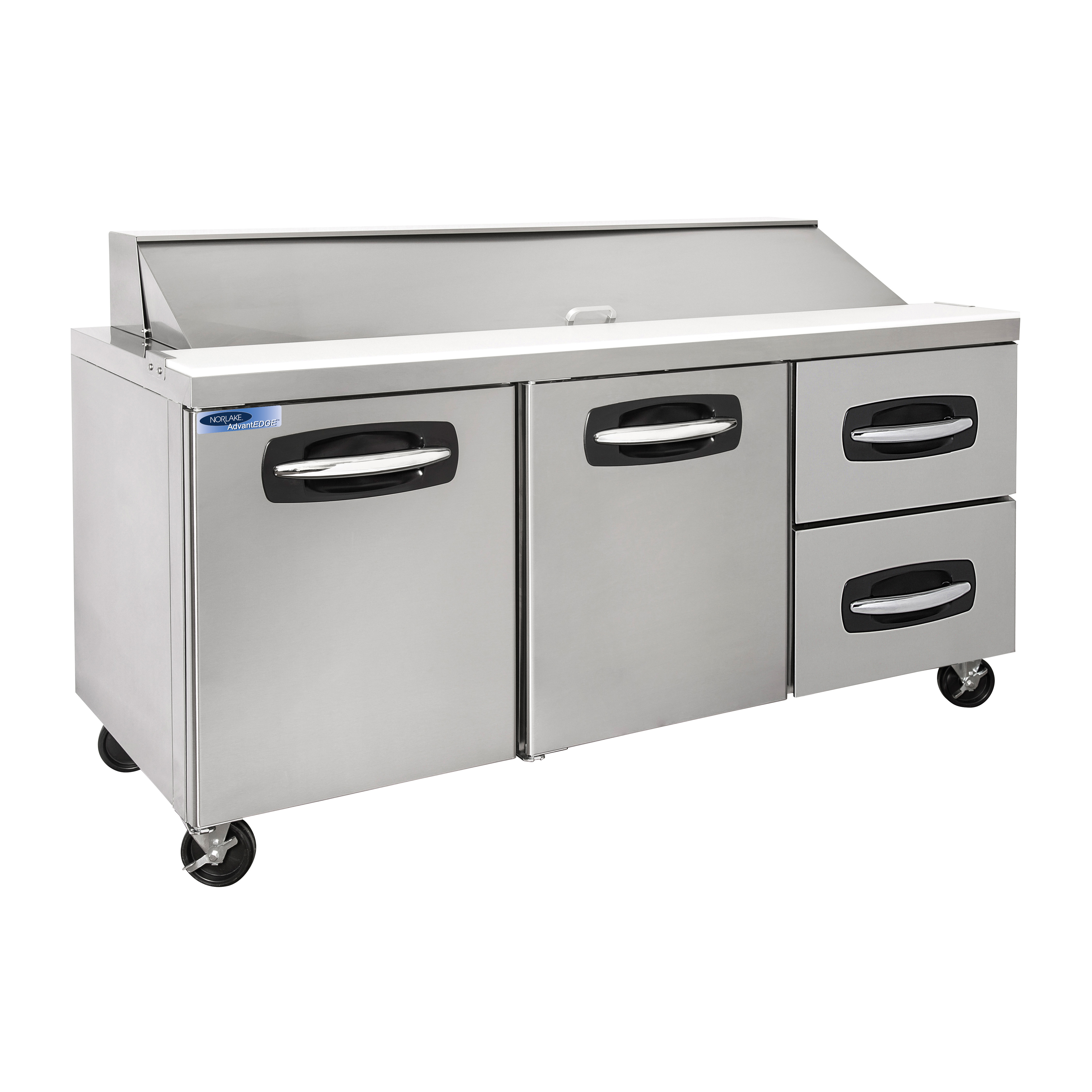 Nor-Lake NLSP72-18A-002B refrigerated counter, sandwich / salad unit