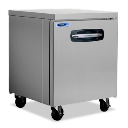 Nor-Lake NLUR27A-015 refrigerator, undercounter, reach-in