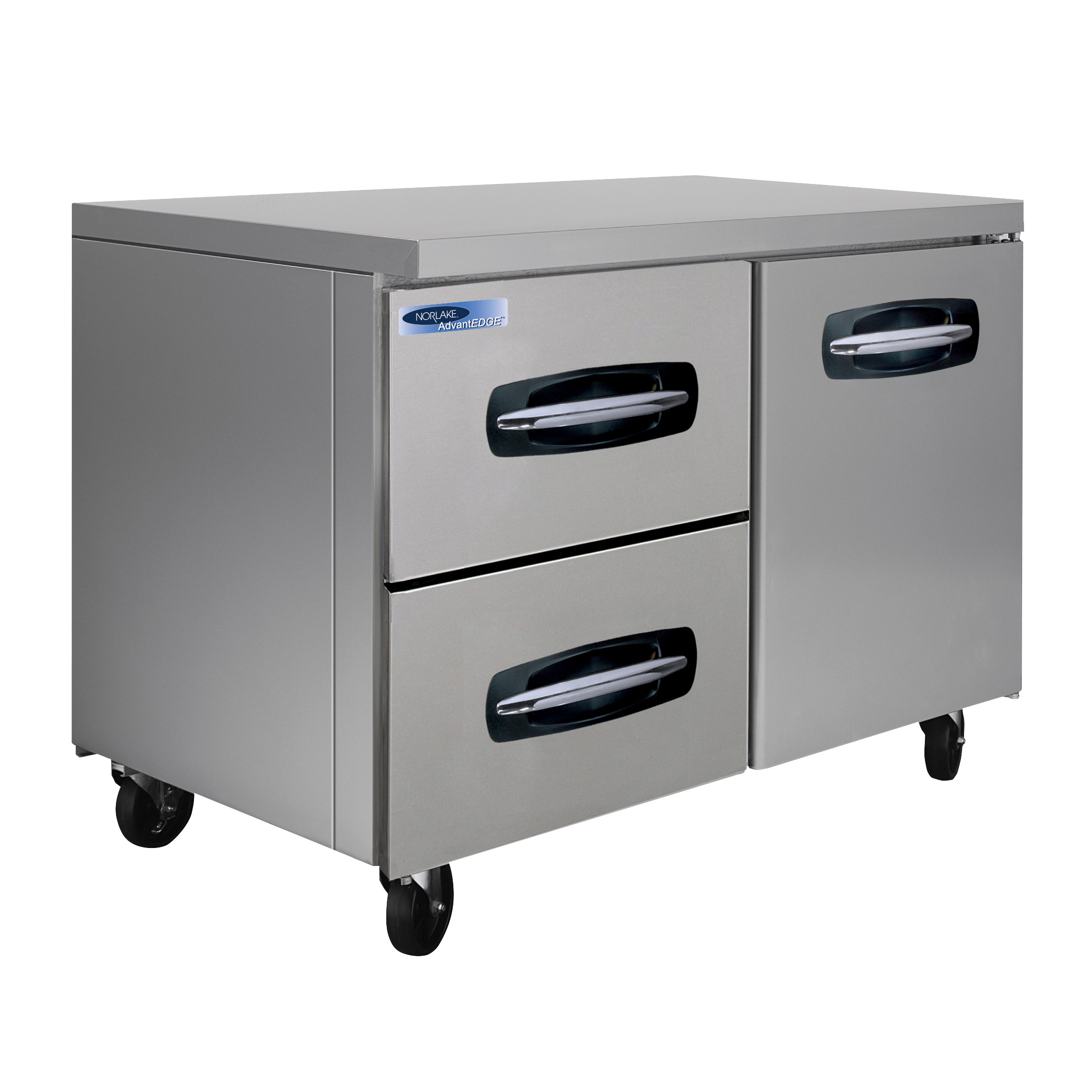 Nor-Lake NLUR48A-003B refrigerator, undercounter, reach-in