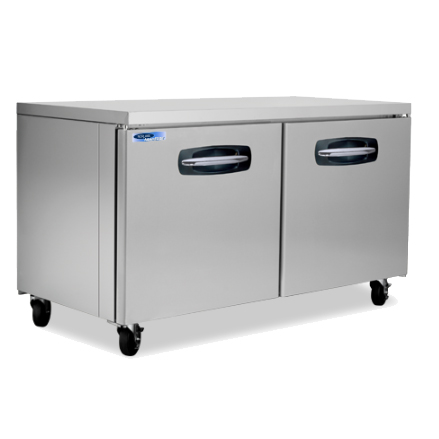 Nor-Lake NLUR60A refrigerator, undercounter, reach-in
