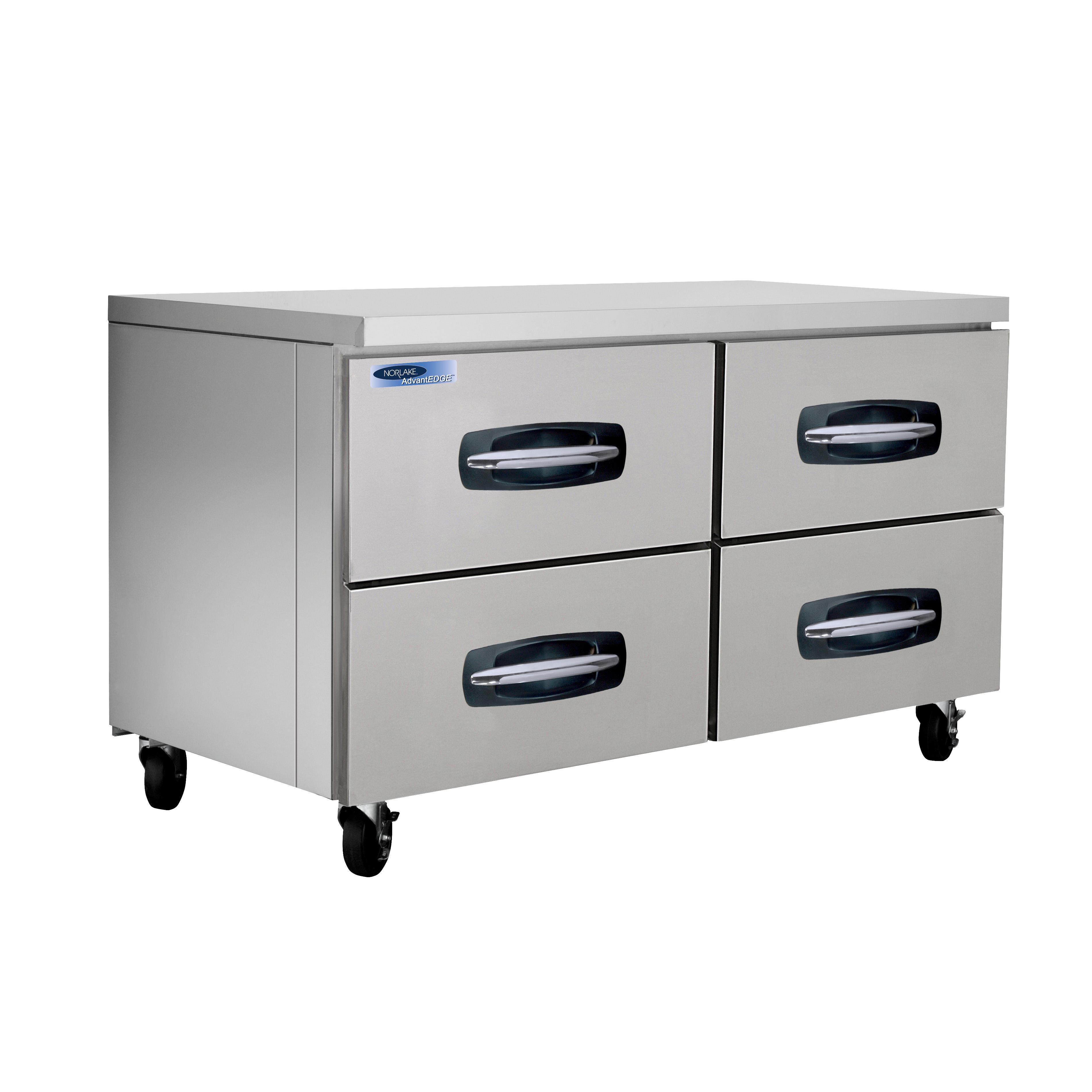 Nor-Lake NLUR60A-001B refrigerator, undercounter, reach-in