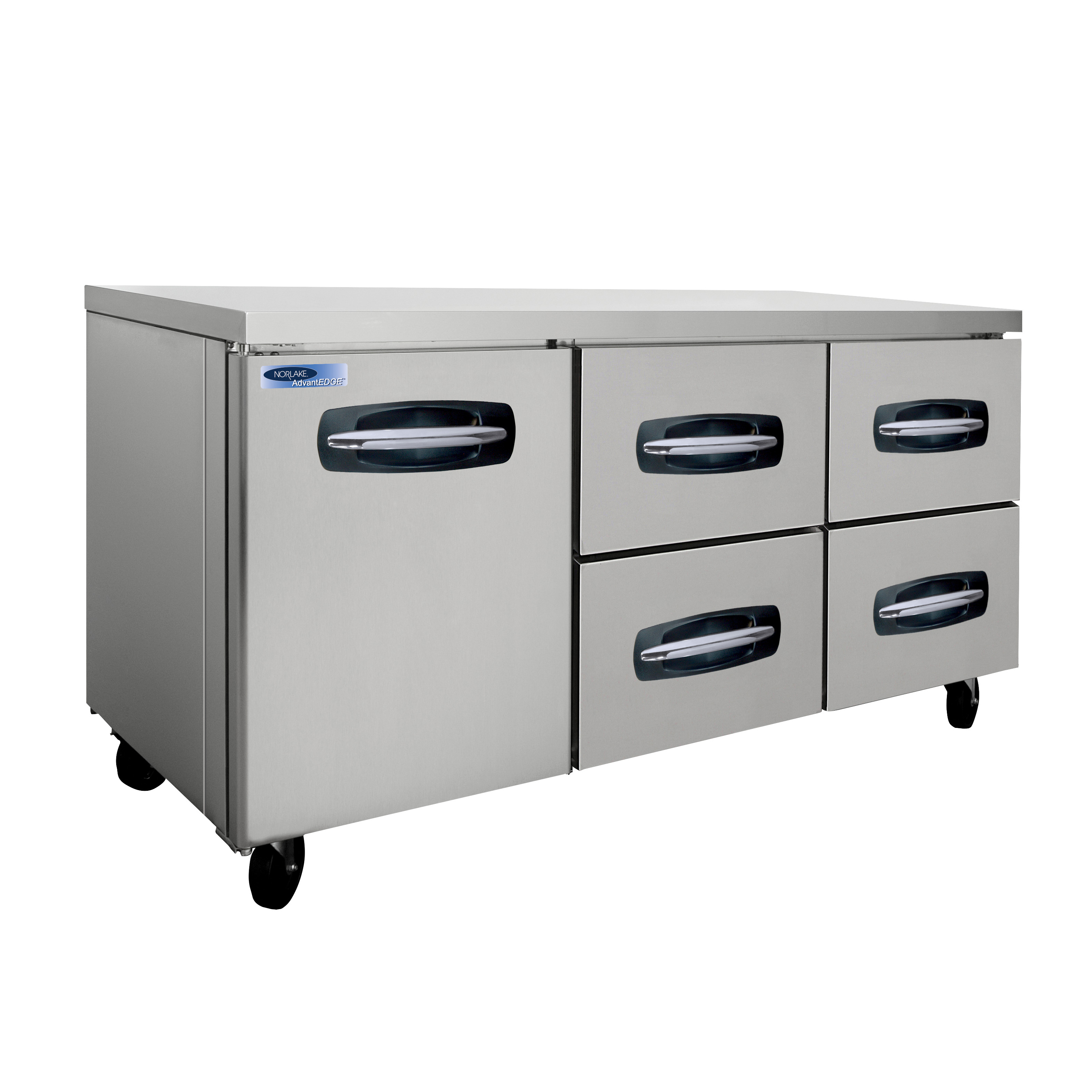 Nor-Lake NLUR72A-006B refrigerator, undercounter, reach-in