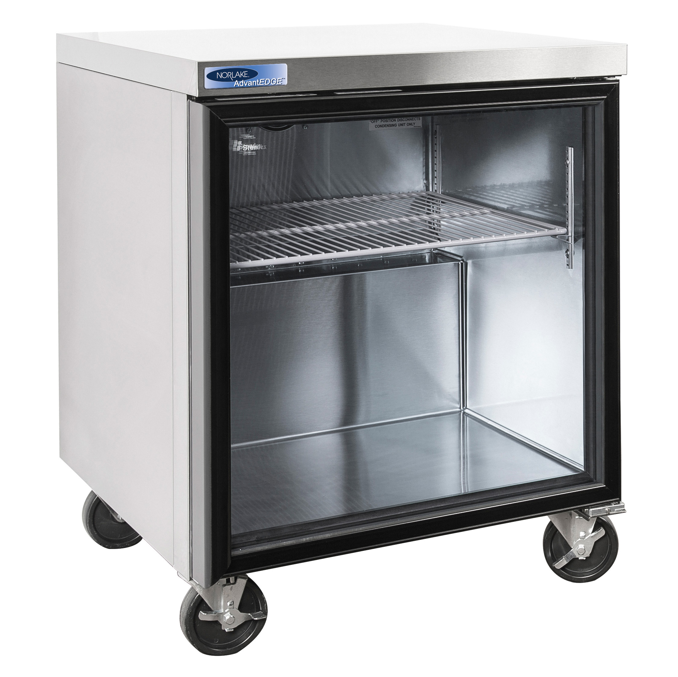 Nor-Lake NLURG27A-014 refrigerator, undercounter, reach-in