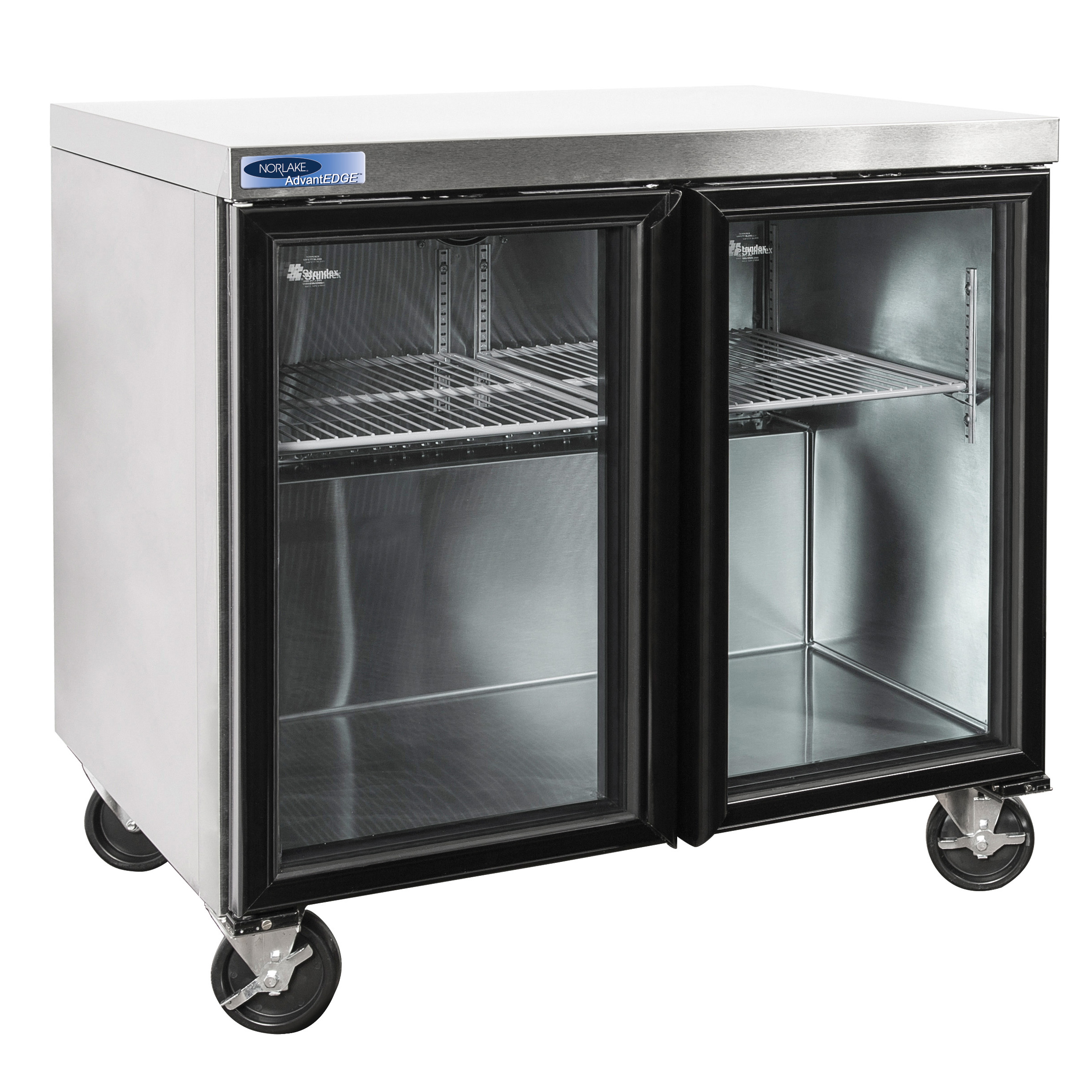 Nor-Lake NLURG36A-014 refrigerator, undercounter, reach-in