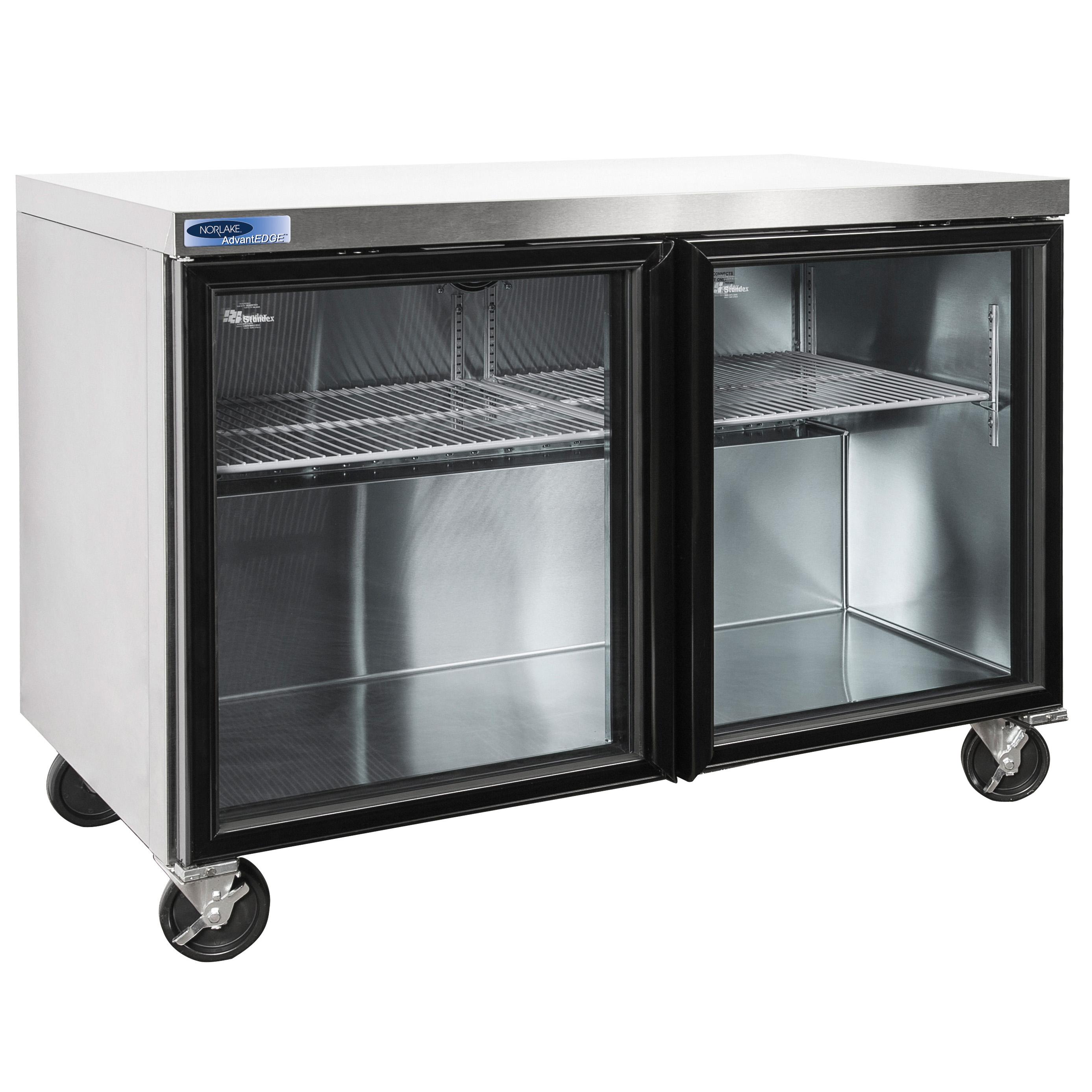 Nor-Lake NLURG48A-014 refrigerator, undercounter, reach-in