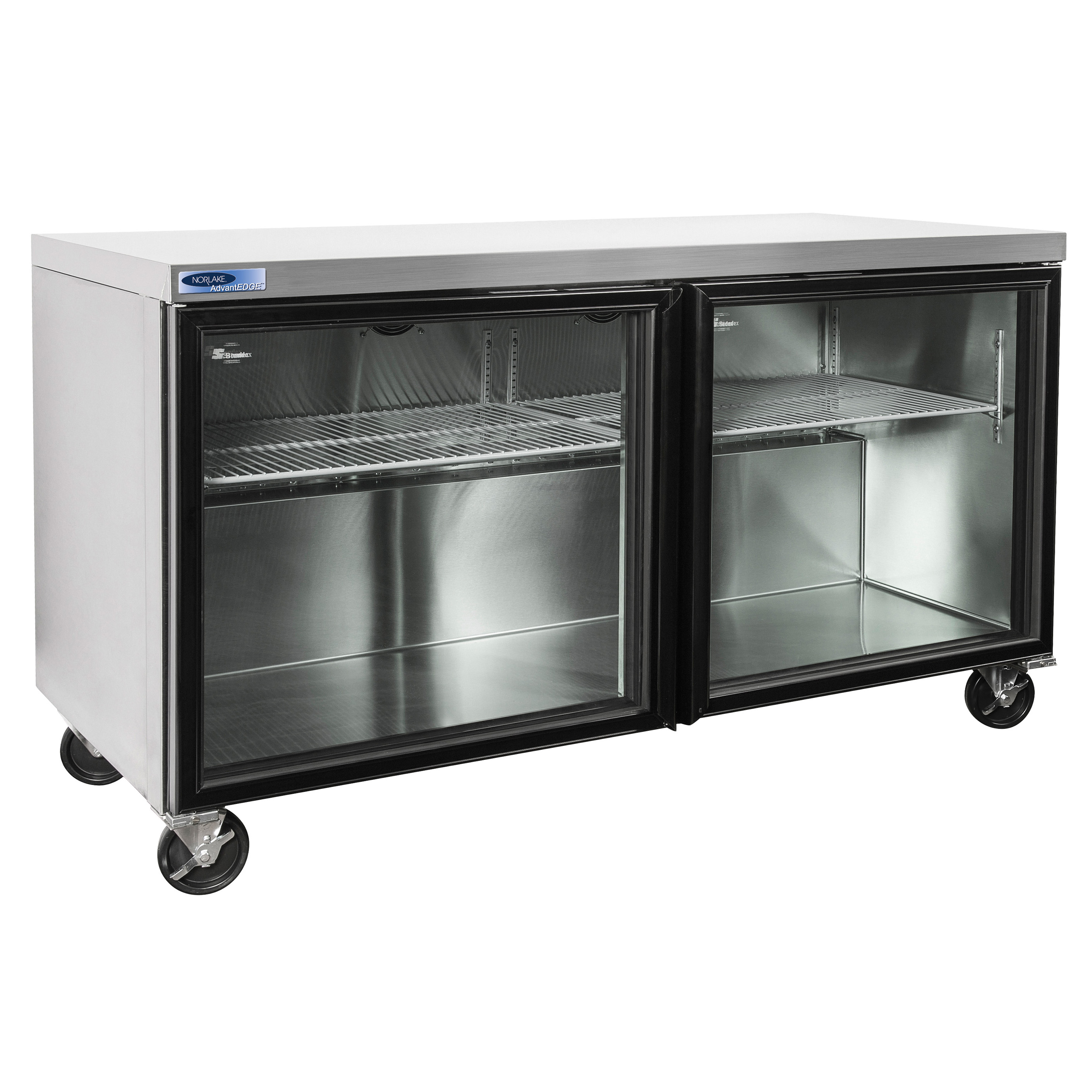 Nor-Lake NLURG60A refrigerator, undercounter, reach-in