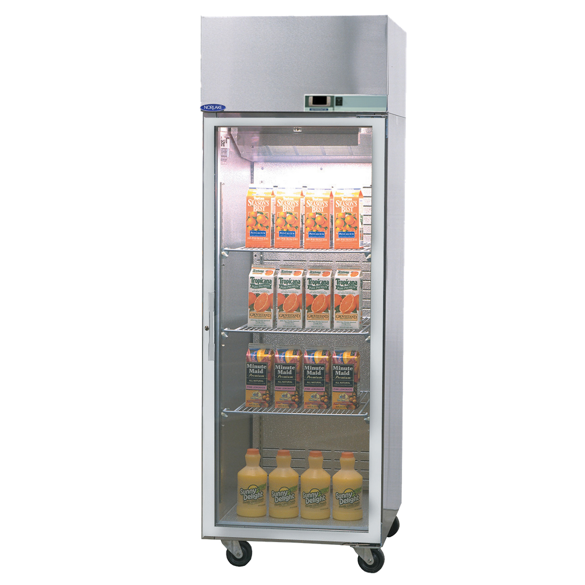 Nor-Lake NR242SSG/0X refrigerator, reach-in