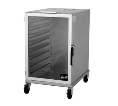 NU-VU HW-2-1/2G cabinet, enclosed, bun / food pan