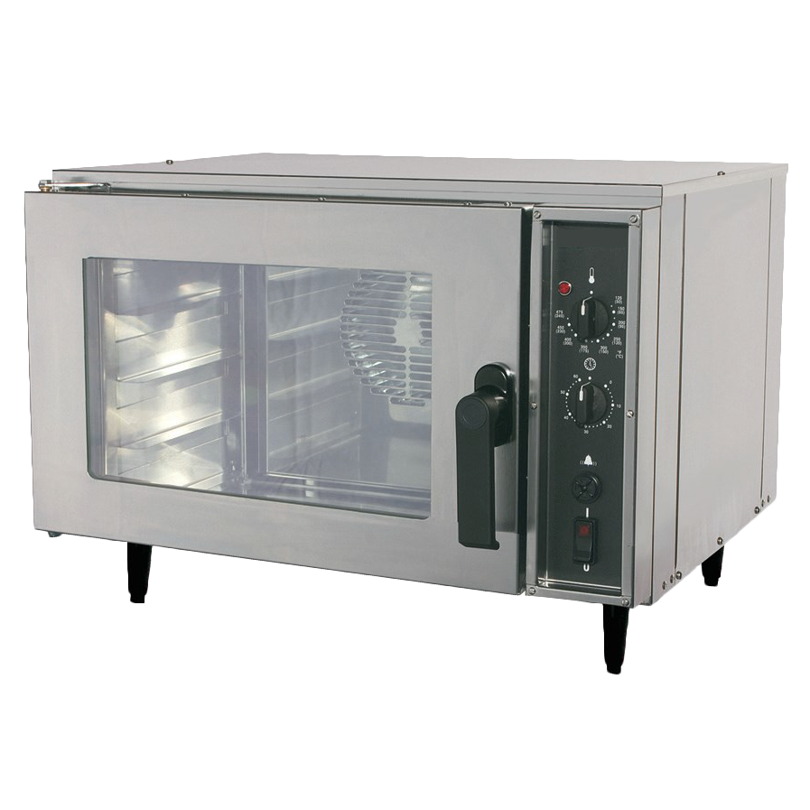 NU-VU NCO3 convection oven, electric