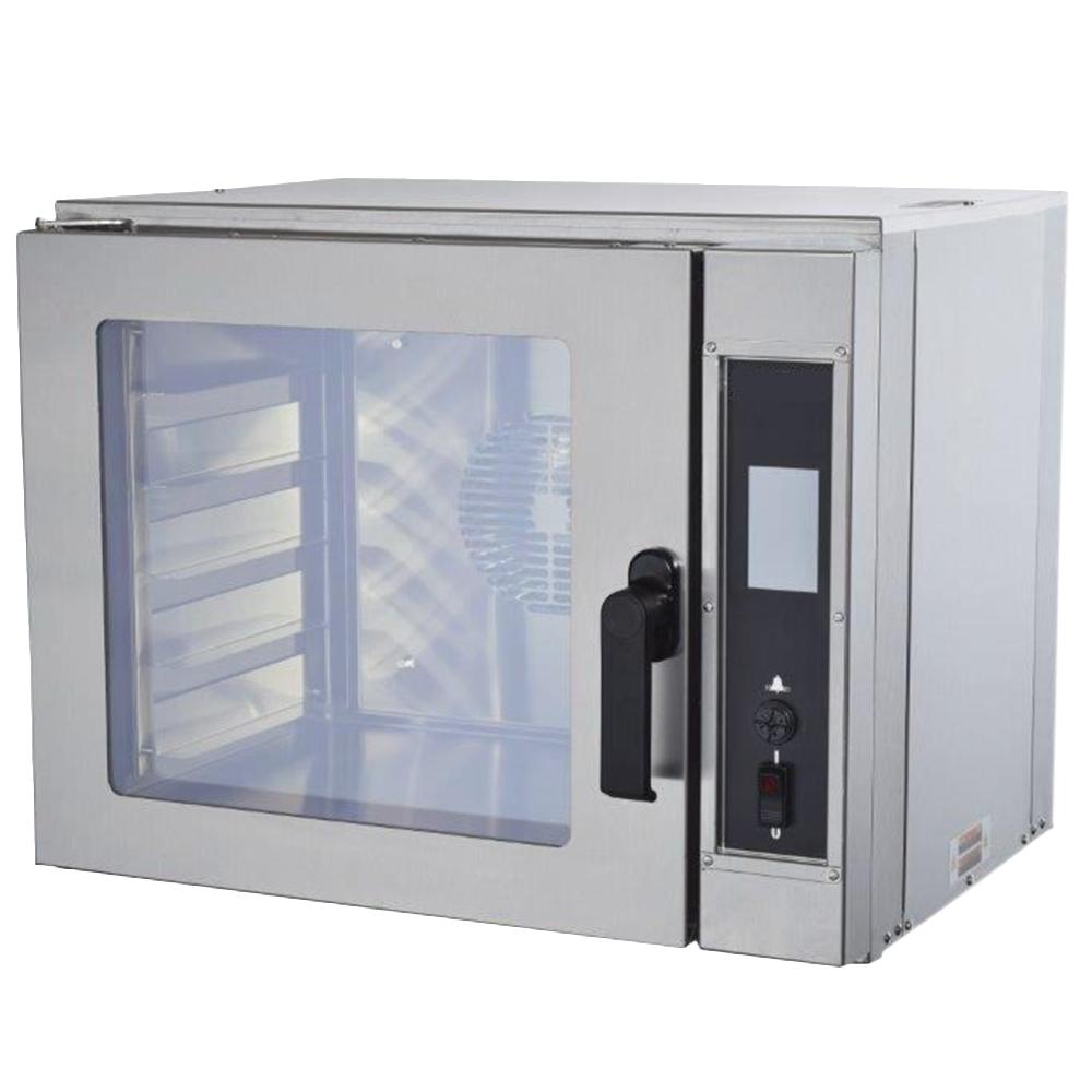 NU-VU NCOT5 convection oven, electric