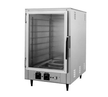 NU-VU PRO-8 proofer cabinet, countertop