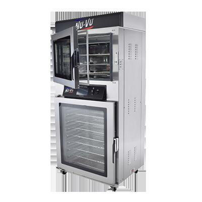NU-VU QBT-3/9 convection oven / proofer, electric