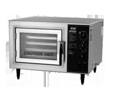 NU-VU XO-1 convection oven, electric