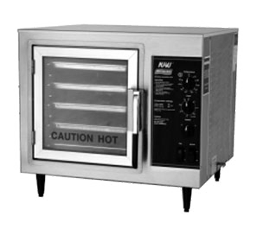 NU-VU XO-1M convection oven, electric