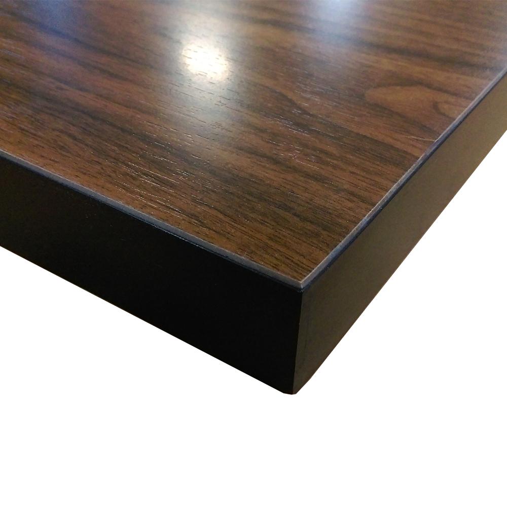 Oak Street 3MM24X72 table top, laminate