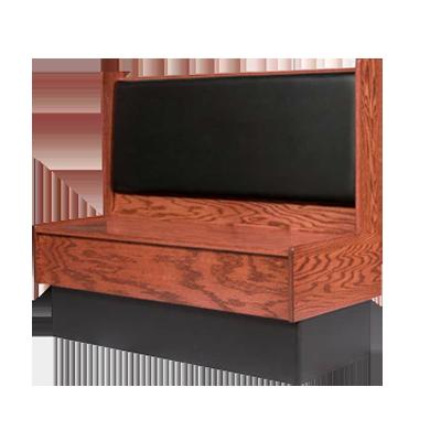 Oak Street ARST-6042-DBL-WSUB booth