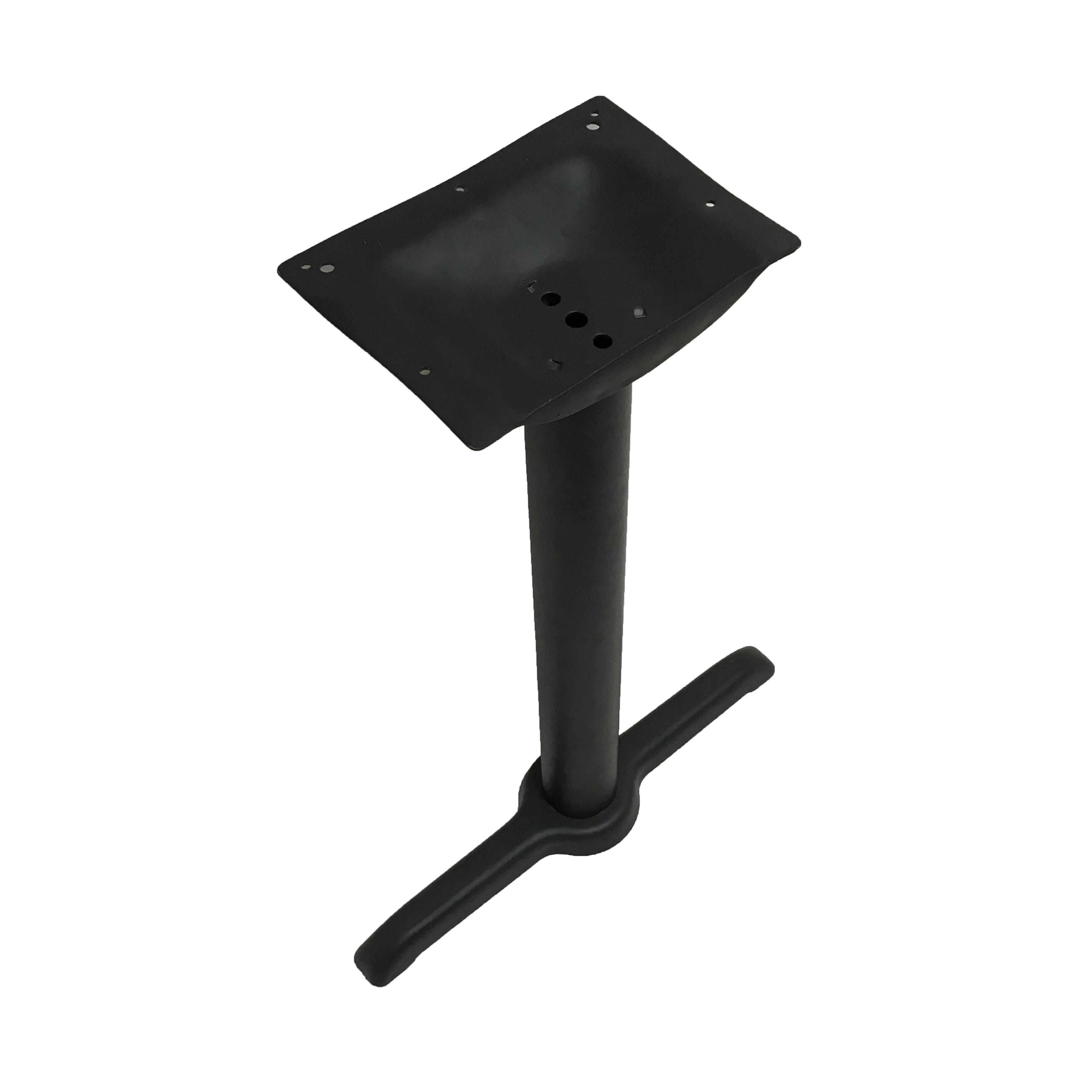 Oak Street B522-ADA table base, metal