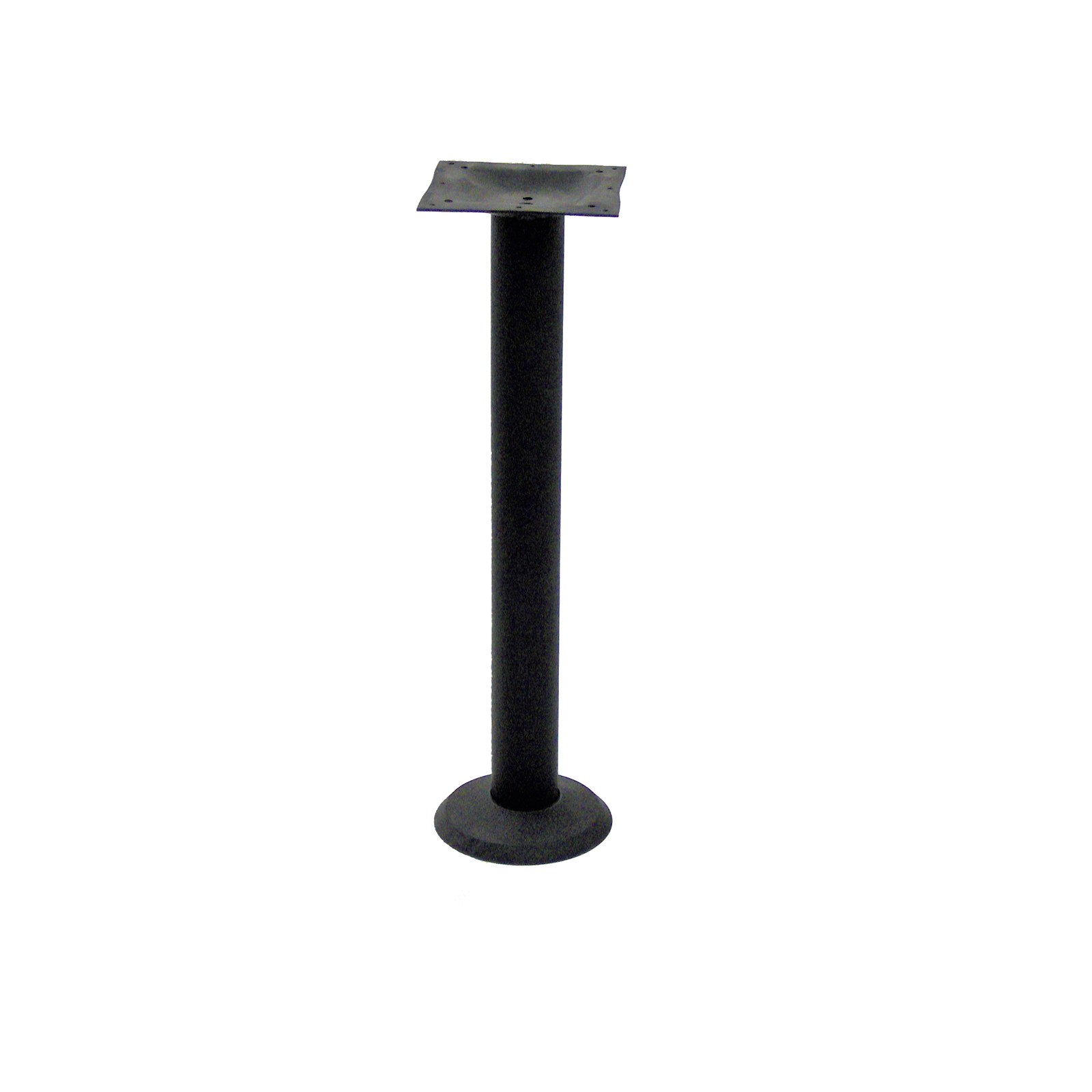 Oak Street BDB-STD table base, metal