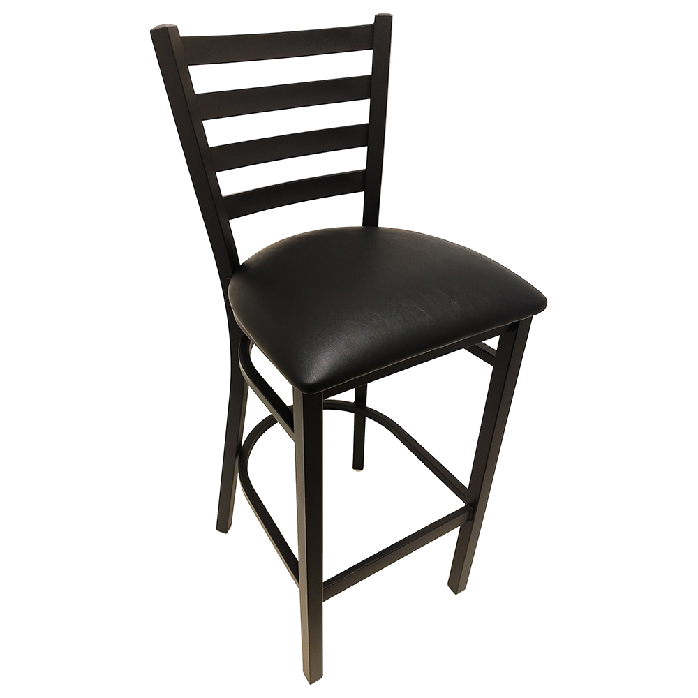 Oak Street BM-1301-BLK bar stool, indoor