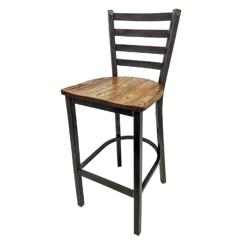Oak Street BM-234R-RW bar stool, indoor