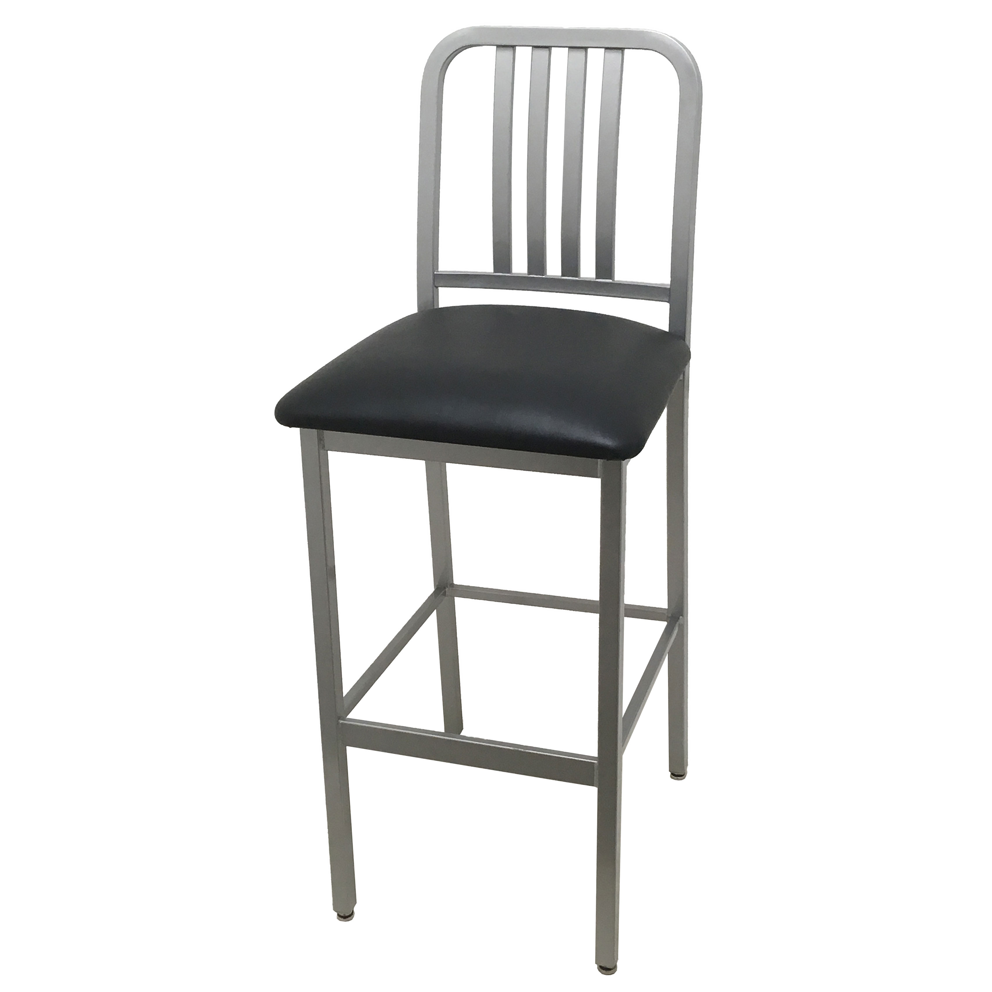Oak Street BM-256-BLK bar stool, indoor