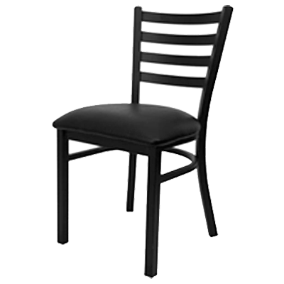 Oak Street CM-234 chair, side, indoor
