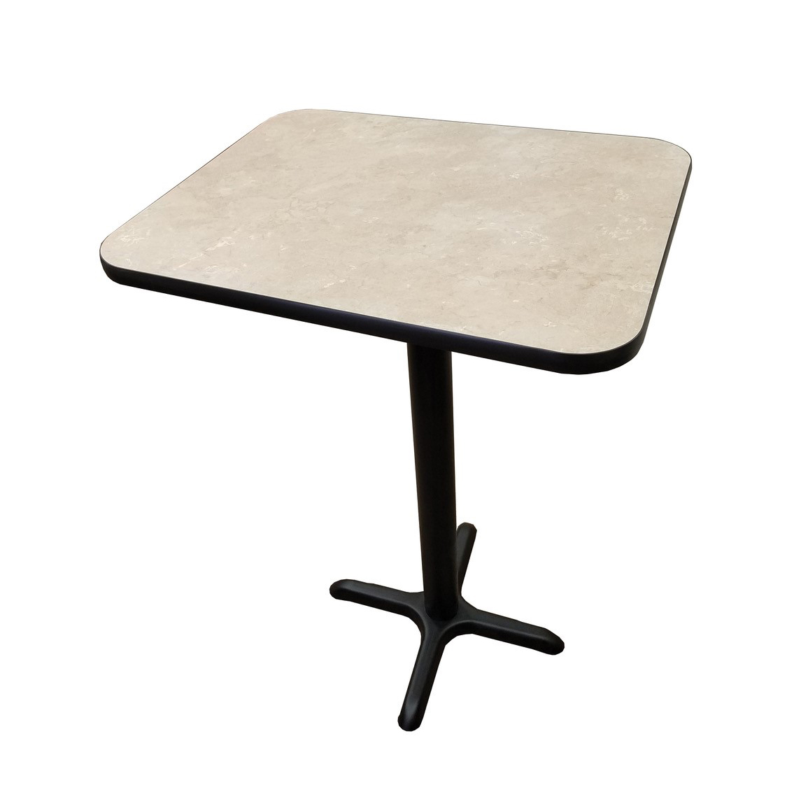 Oak Street EBUM3030-BB table top, molded laminate