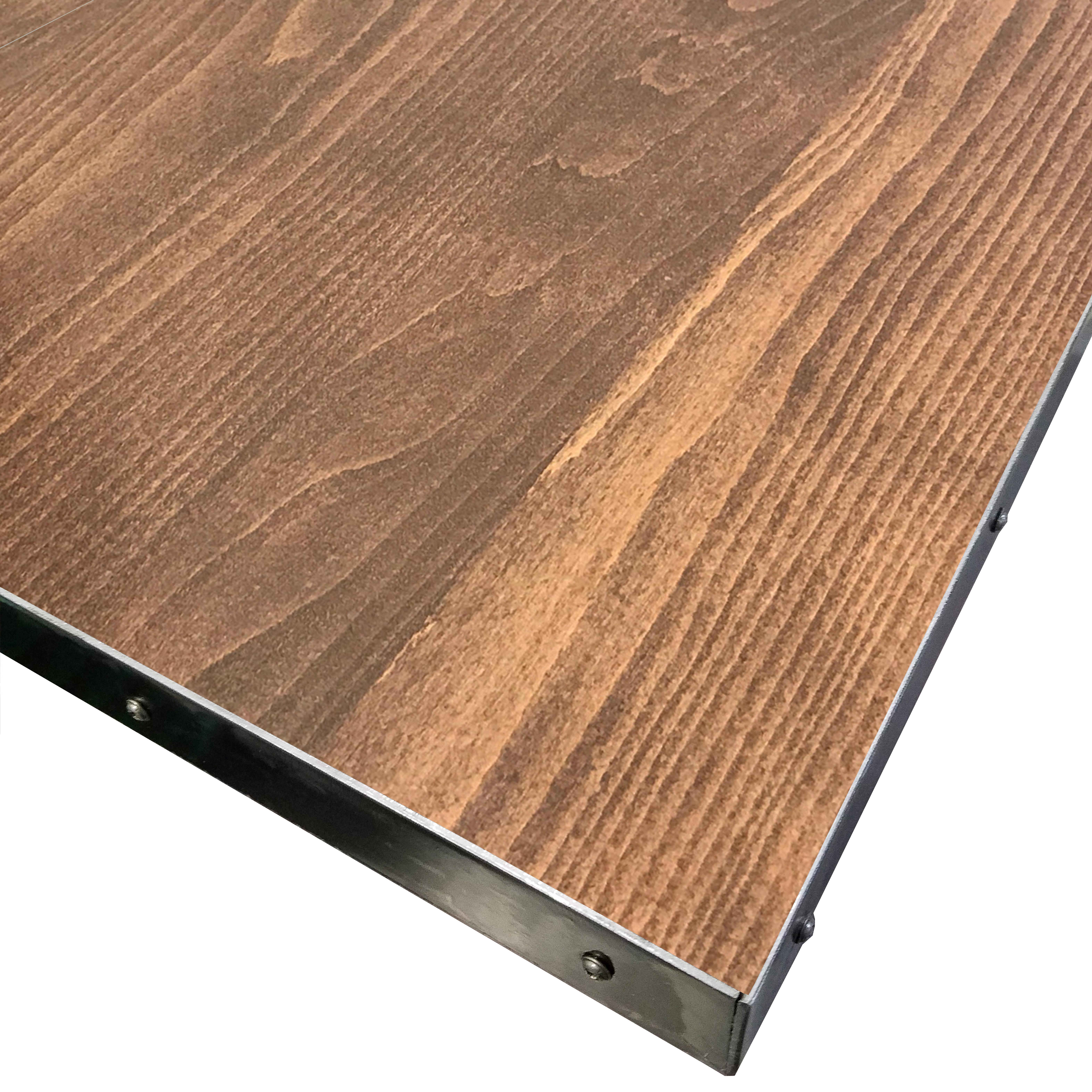 Oak Street FT36R-E table top, wood