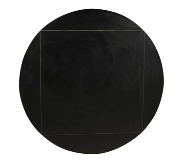 Oak Street MB4242FLIP60BLK table top, laminate
