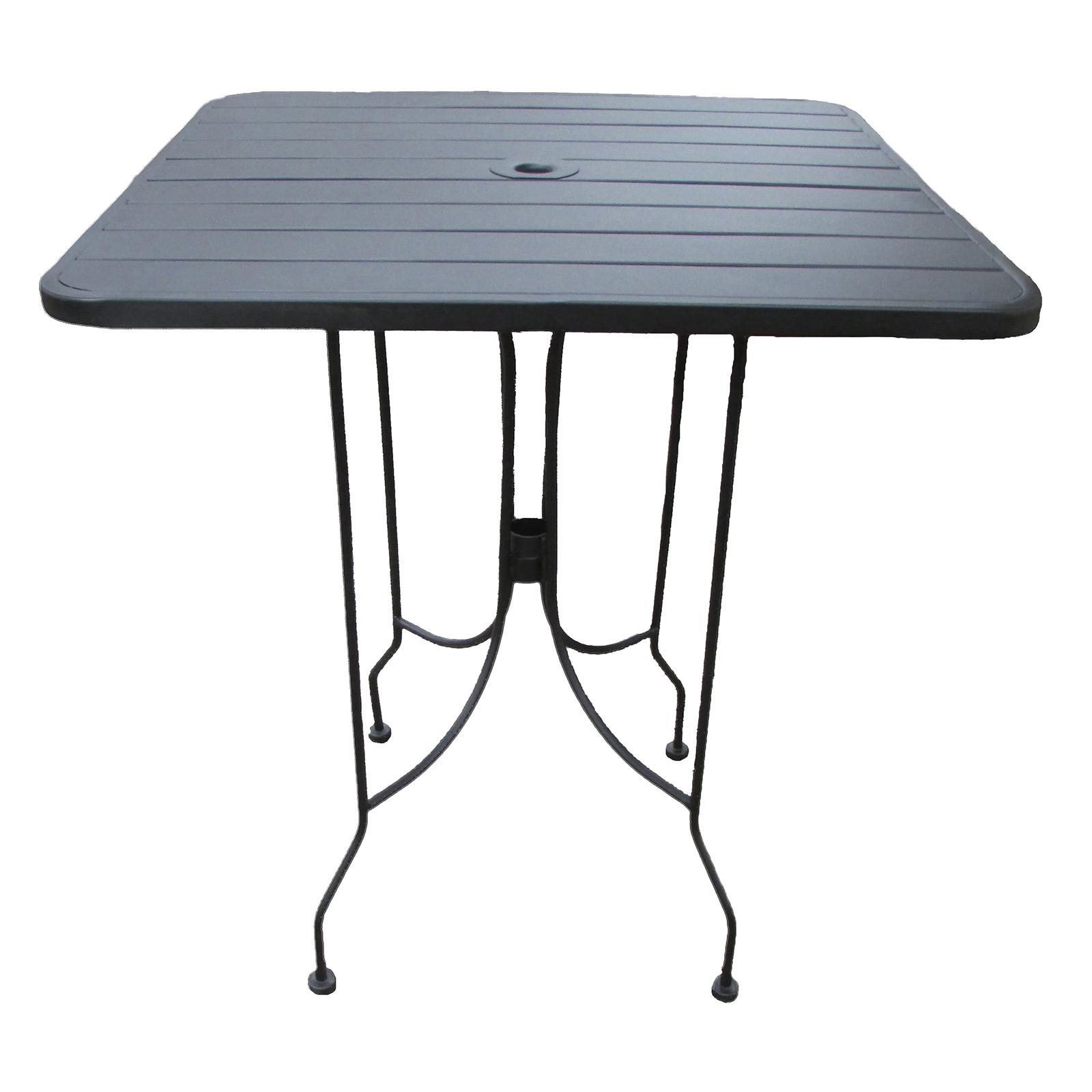 Oak Street OB3030-STD table, outdoor