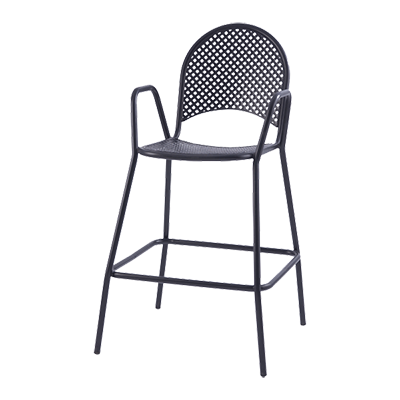 Oak Street OD105-BAR bar stool, outdoor