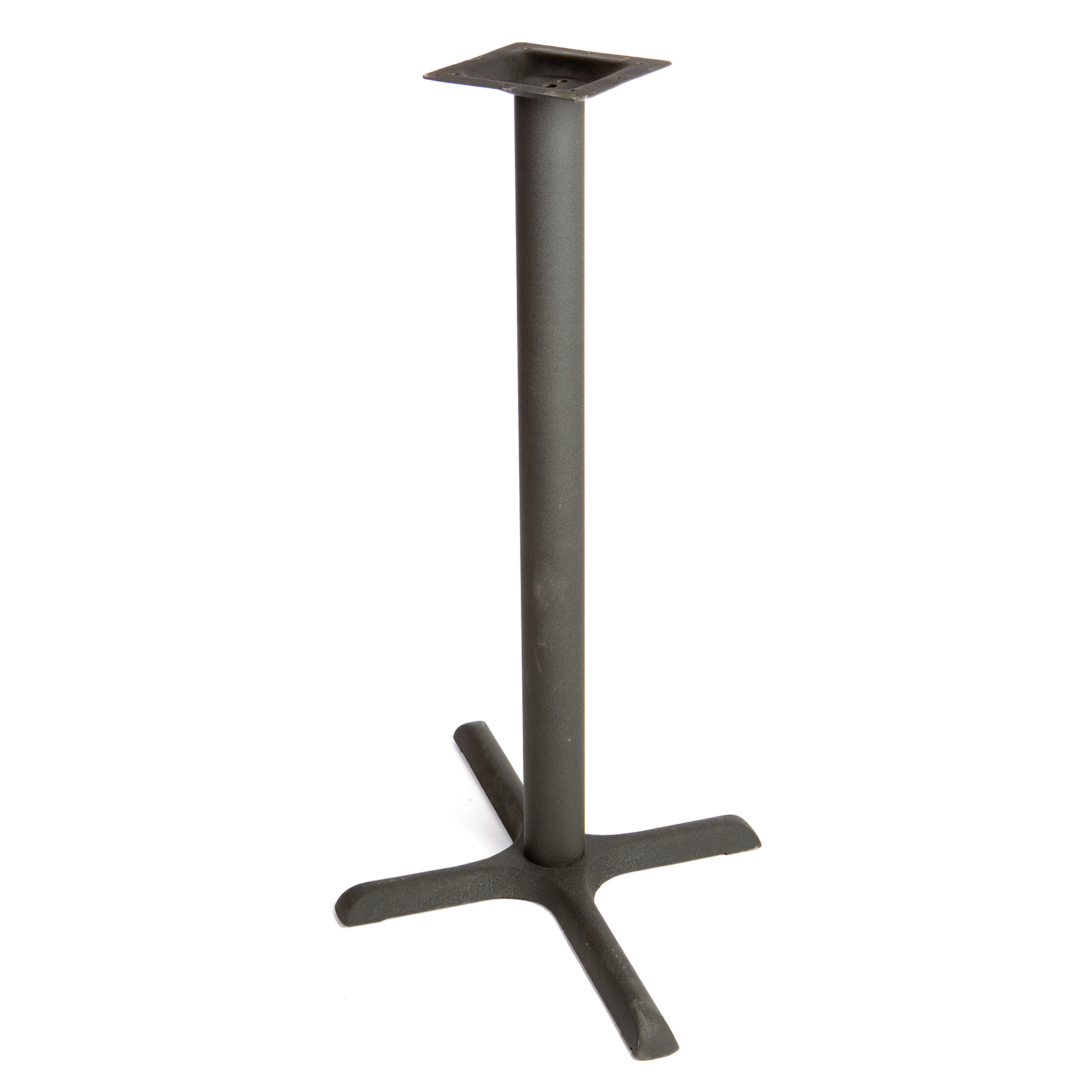 Oak Street OD-B2230-BAR table base, metal