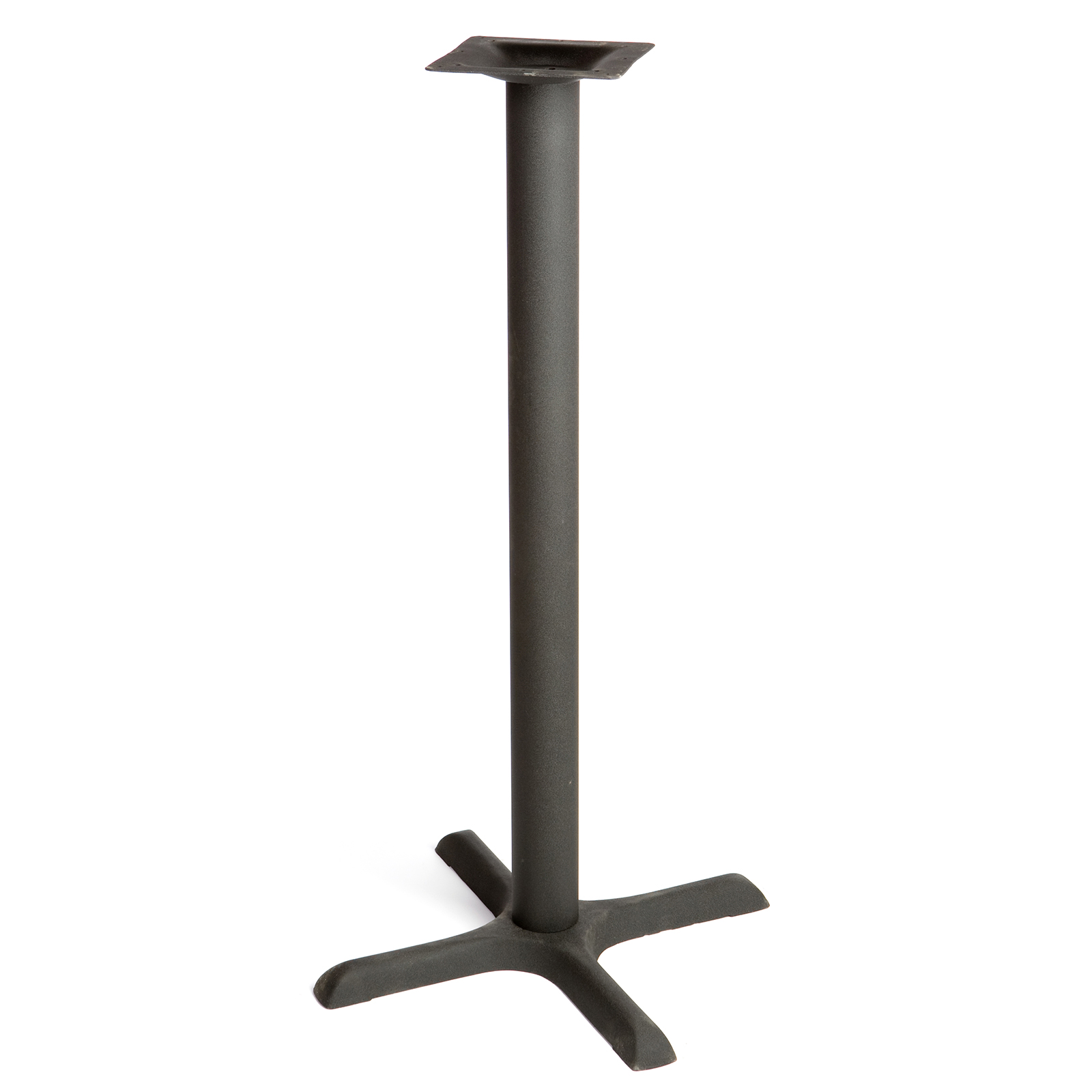 Oak Street OD-B22-4-BAR table base, metal