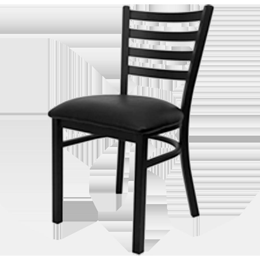Oak Street OD-CM-234 chair, side, outdoor