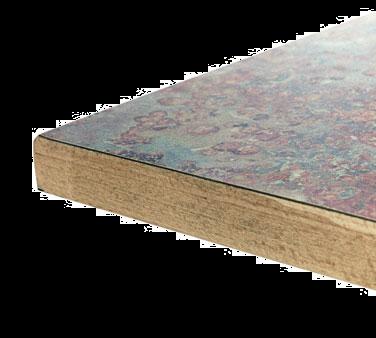 Oak Street OLWE2472 table top, laminate