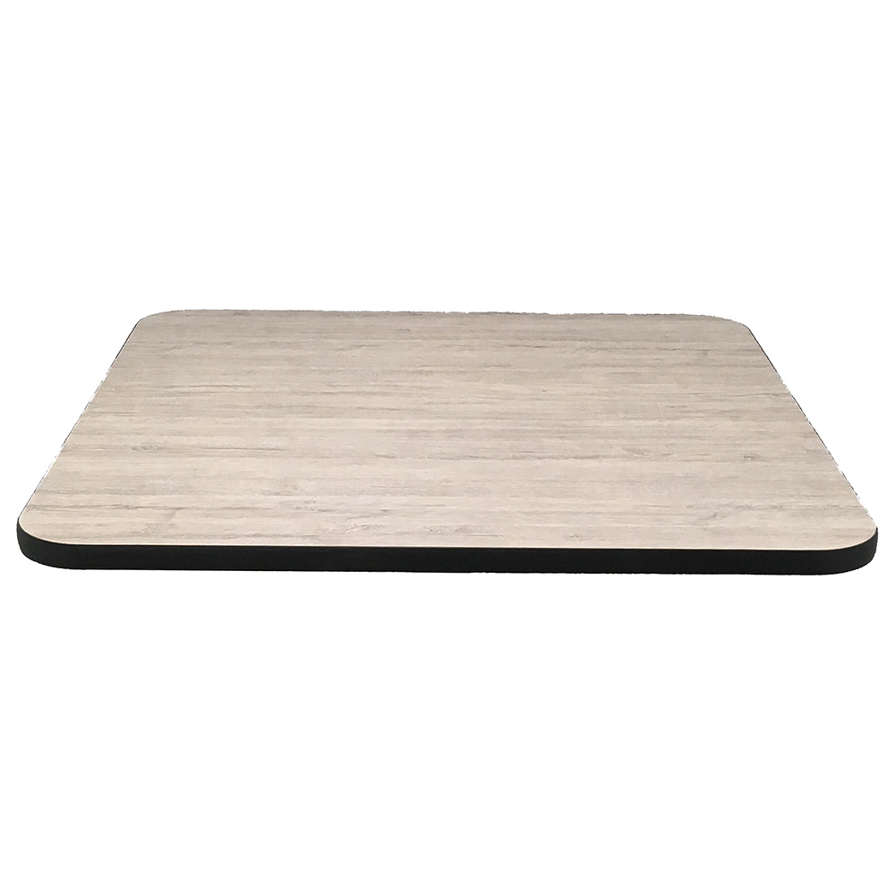 Oak Street PBUM3030-AO table top, molded laminate