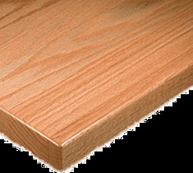 Oak Street PEM3030 table top, wood