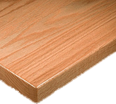 Oak Street PEM3048 table top, wood