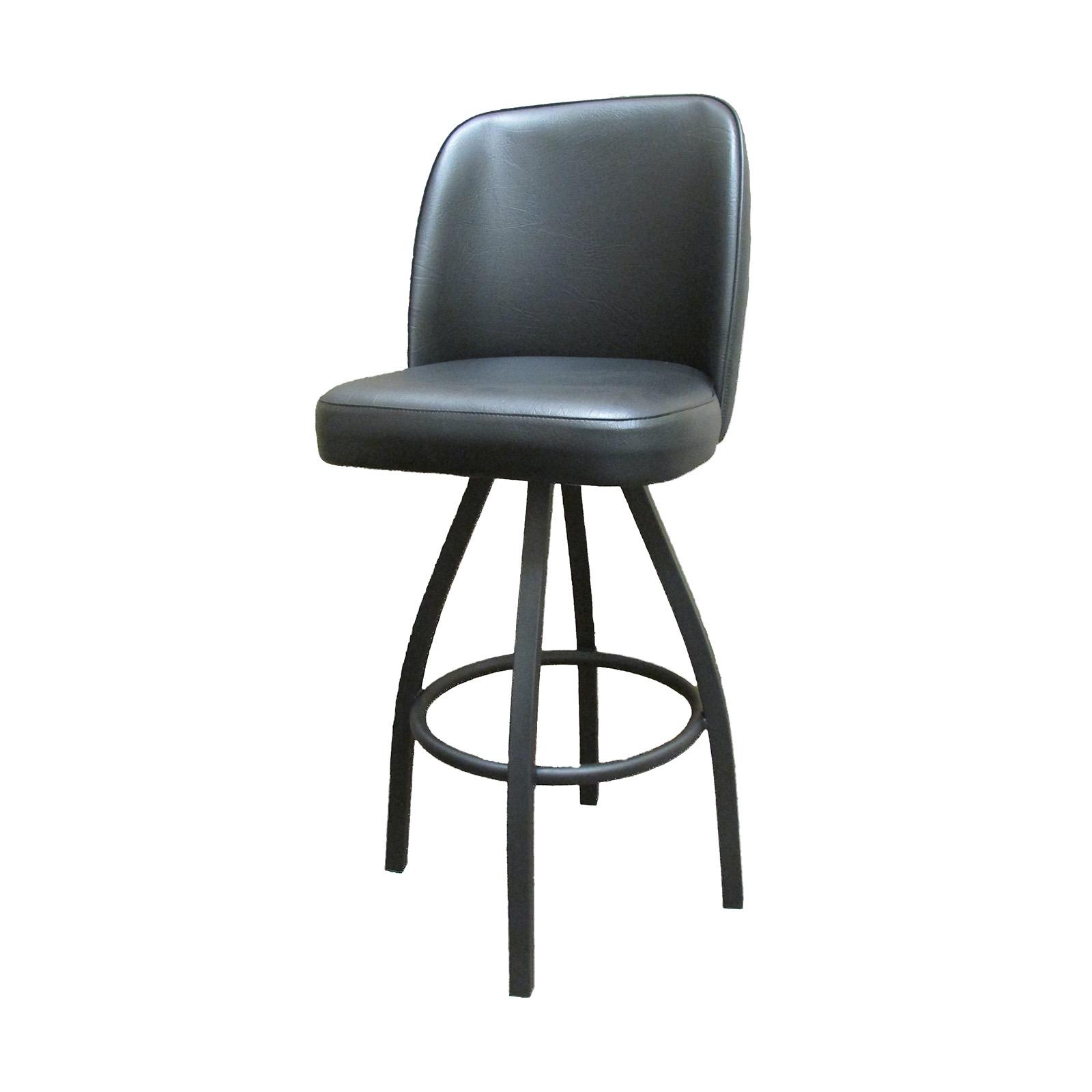 Oak Street SL0136-WINE bar stool, swivel, indoor