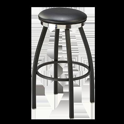 Oak Street SL1117-BLK bar stool, indoor