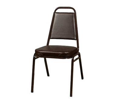 Oak Street SL2082-ESP chair, side, stacking, indoor