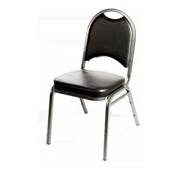 Oak Street SL2089-SV chair, side, stacking, indoor