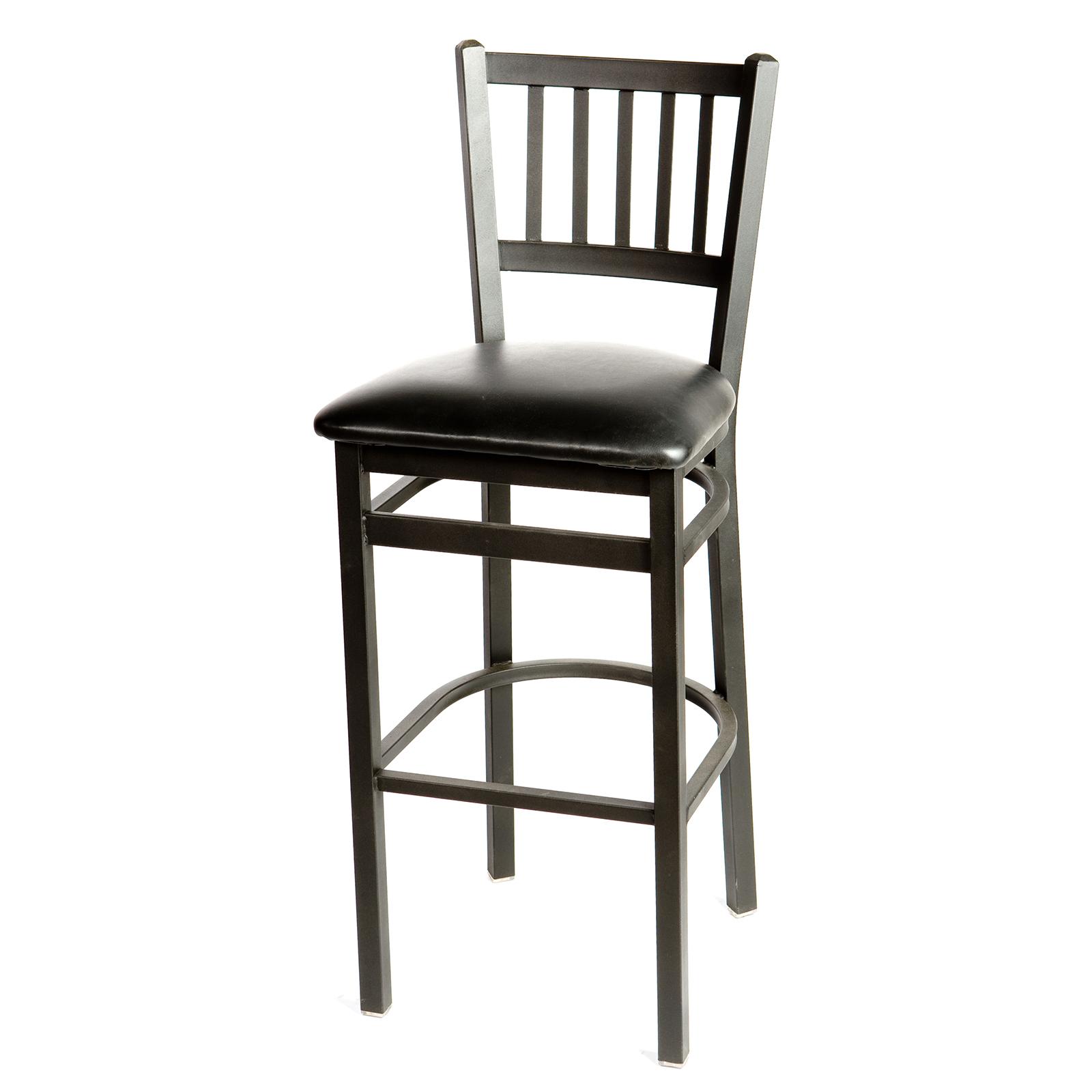 Oak Street SL2090-1 bar stool, indoor