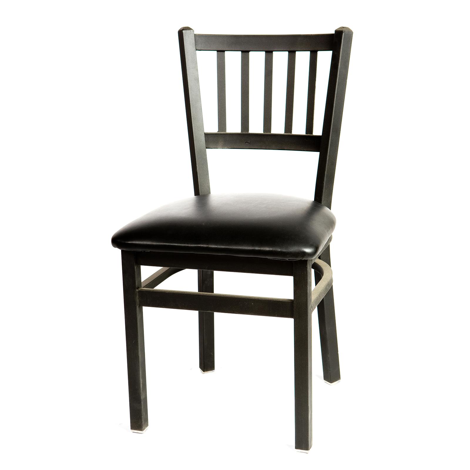 Oak Street SL2090-RW chair, side, indoor