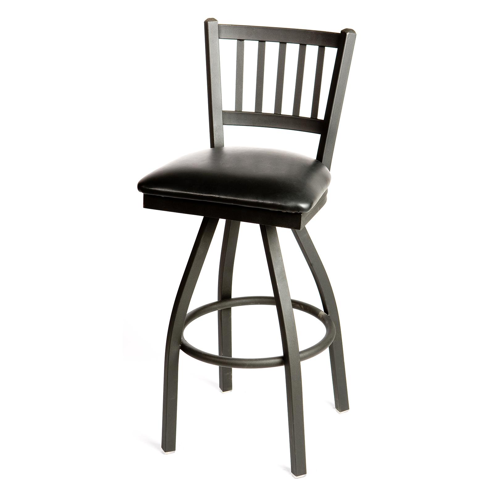 Oak Street SL2090-S bar stool, swivel, indoor