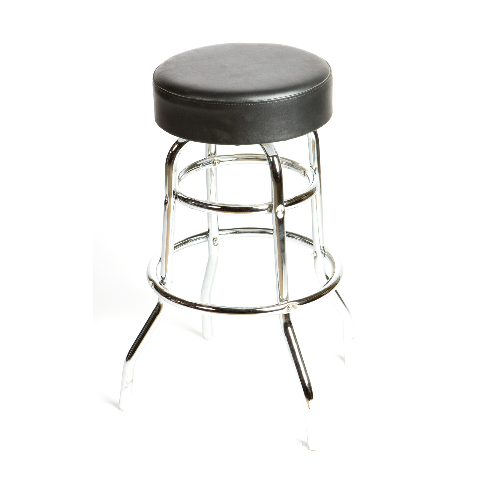Oak Street SL2129-BLK bar stool, swivel, indoor