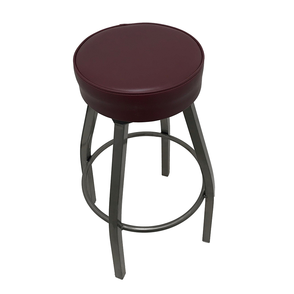 Oak Street SL2132-CCS-WINE bar stool, swivel, indoor