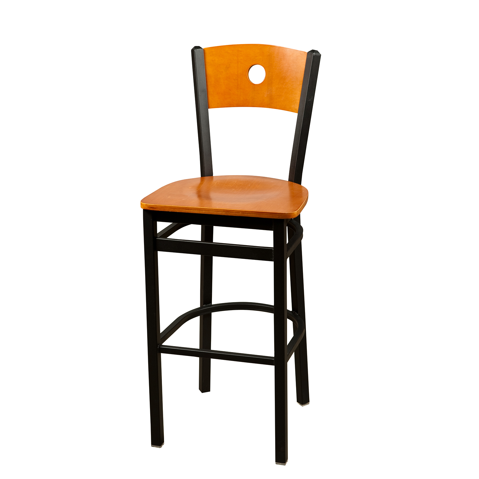 Oak Street SL2150-1-B bar stool, indoor