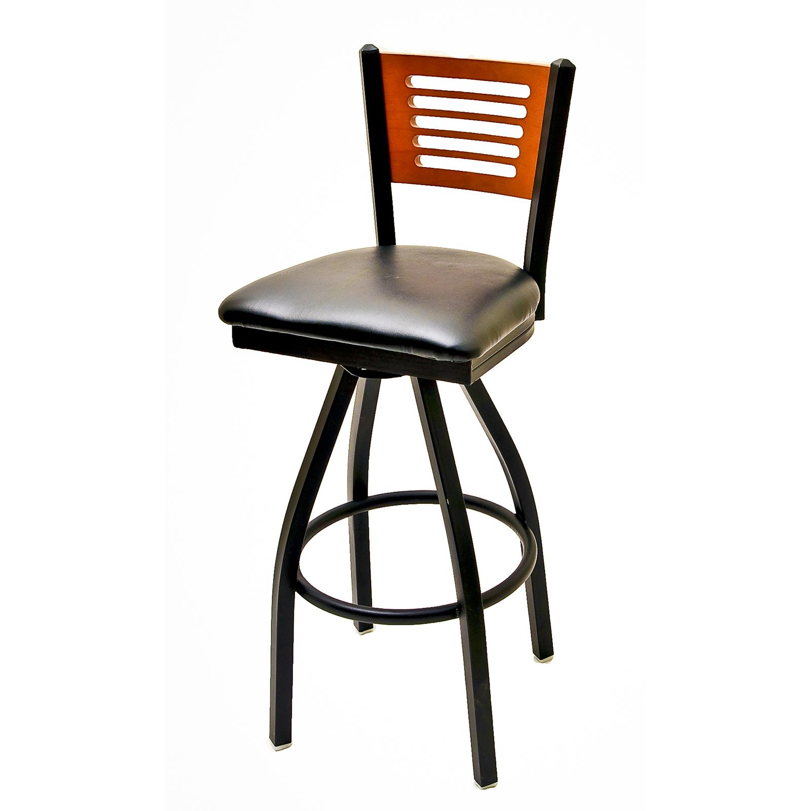 Oak Street SL2150-1S-5 bar stool, swivel, indoor